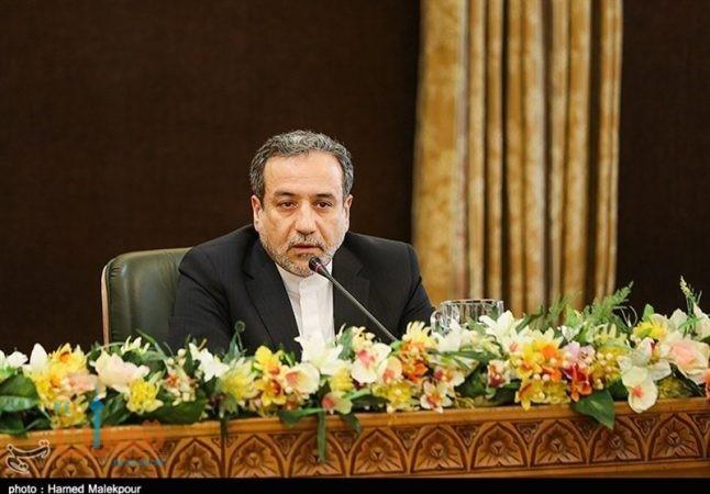 عراقچی: آمریکا در جلسهای که ایران حضور داشته باشد نخواهد بود/ بازگشت طرفین به برجام در یک مرحله صورت میگیرد؛ اول امریکا بعد ایران