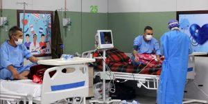 ۳۸۸ بیمار دیگر قربانی کرونا شدند/ ۳۹۶ شهر در وضعیت قرمز و نارنجی